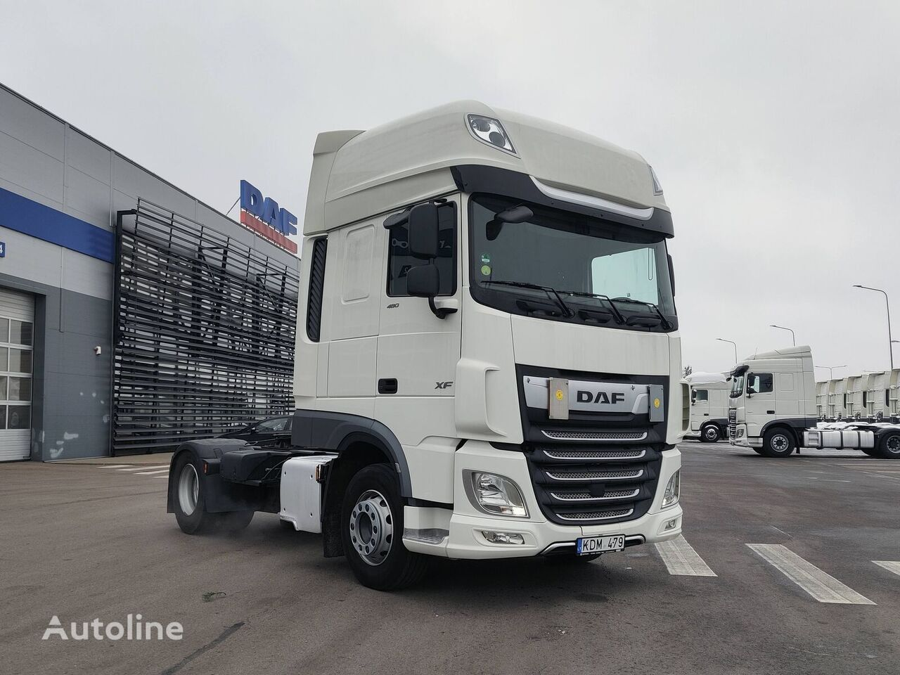 DAF XF 480 FT tractora