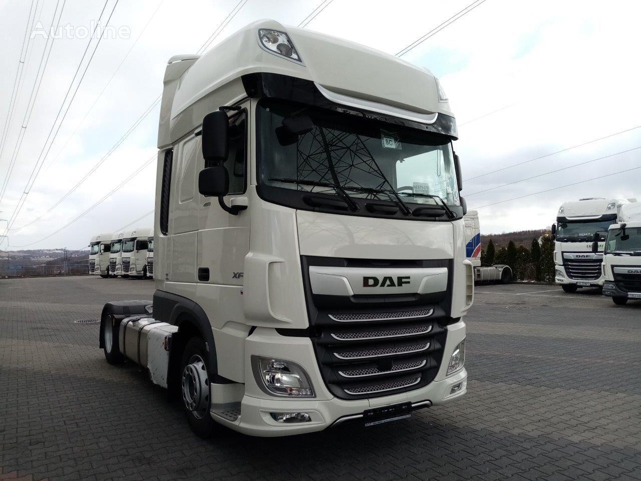 DAF XF 480 FT Low Deck VIDEO tractora nueva