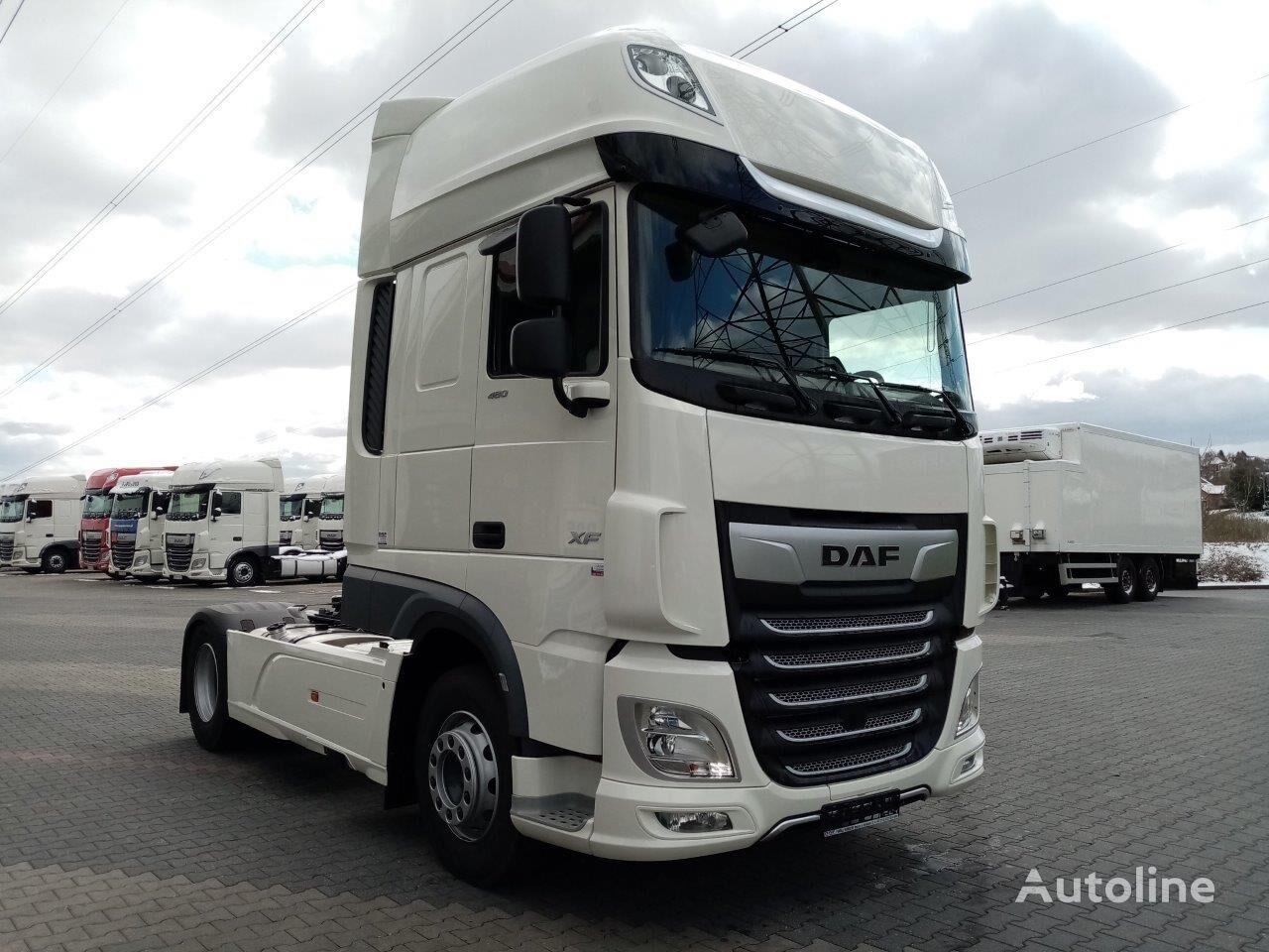 DAF XF 480 FT VIDEO  tractora nueva