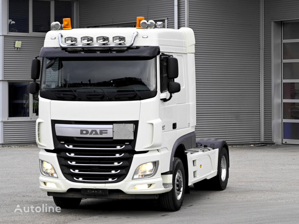 DAF XF 510 FT Ginaf Hydroaxle-System tractora