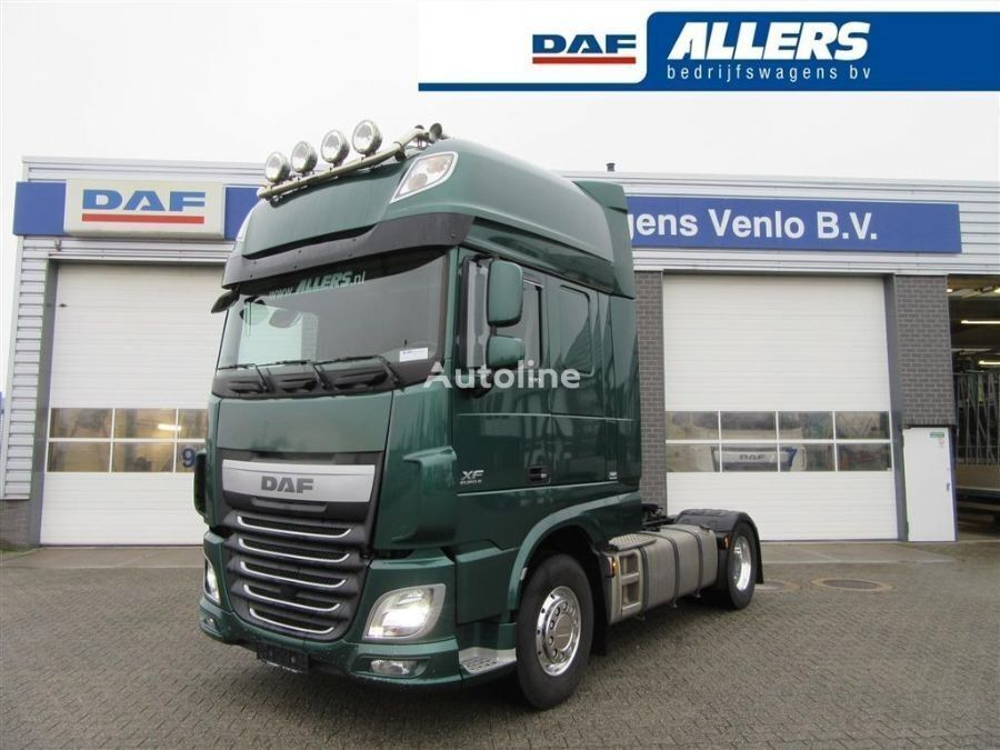 DAF XF 510 XF 510 FT SSC (2 pieces) tractora