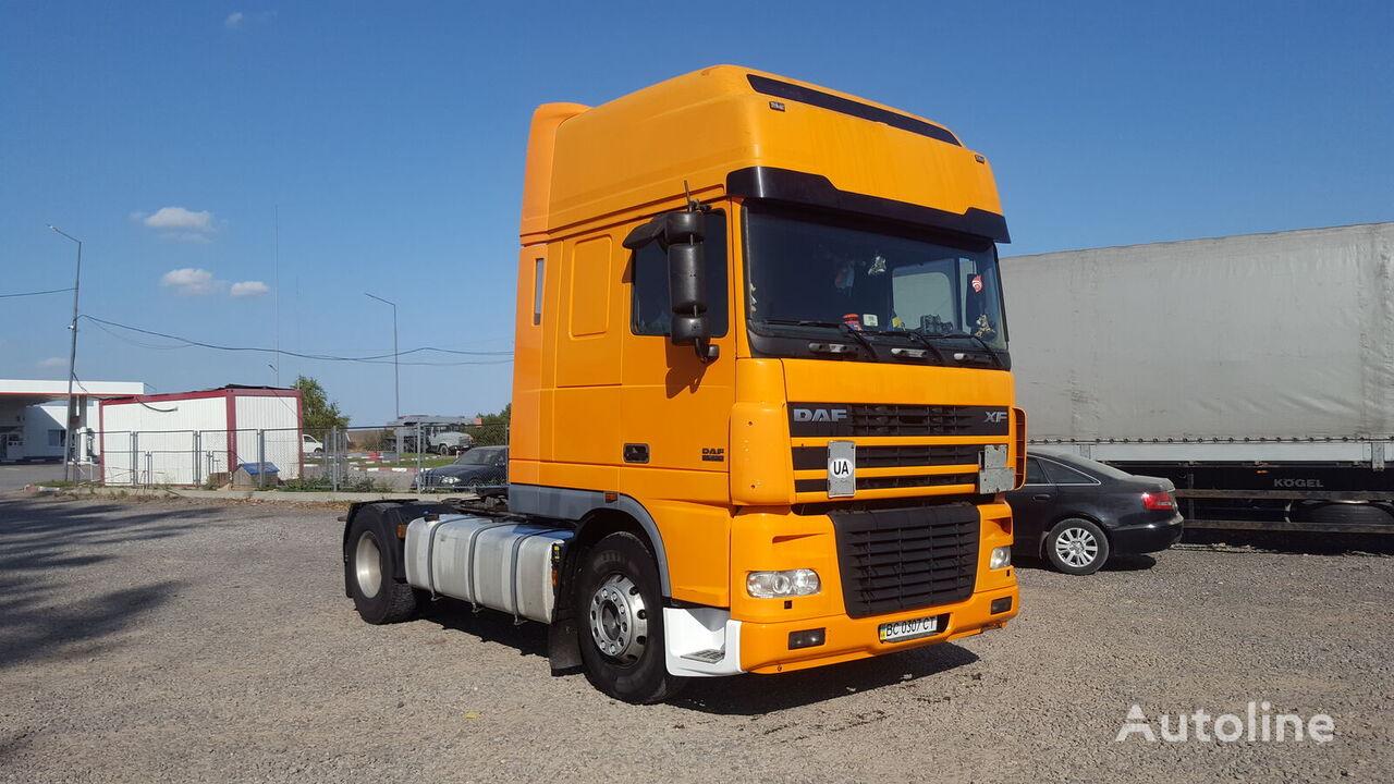 DAF XF 95 430 tractora
