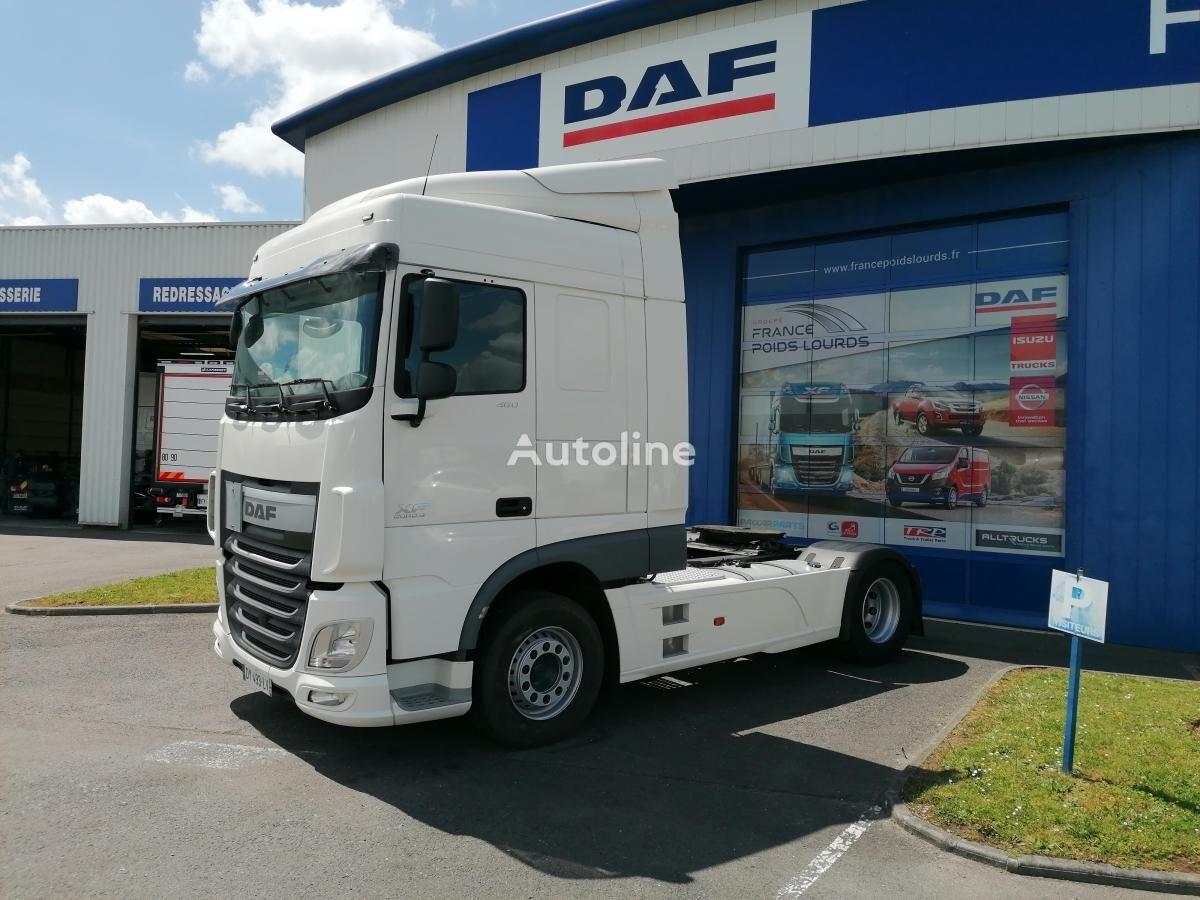 DAF XF460 tractora