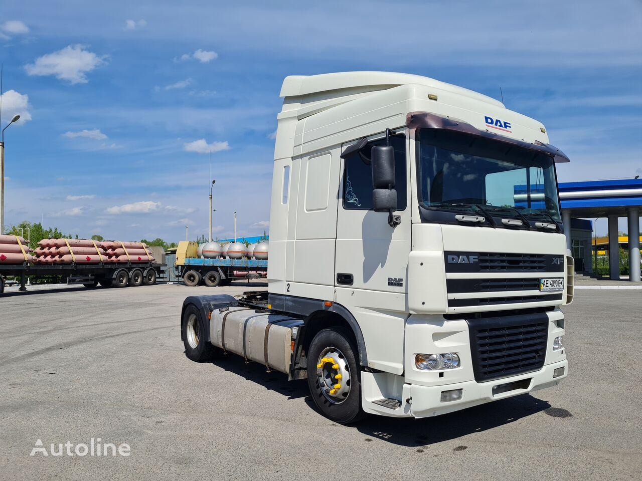 DAF XF95.430 tractora