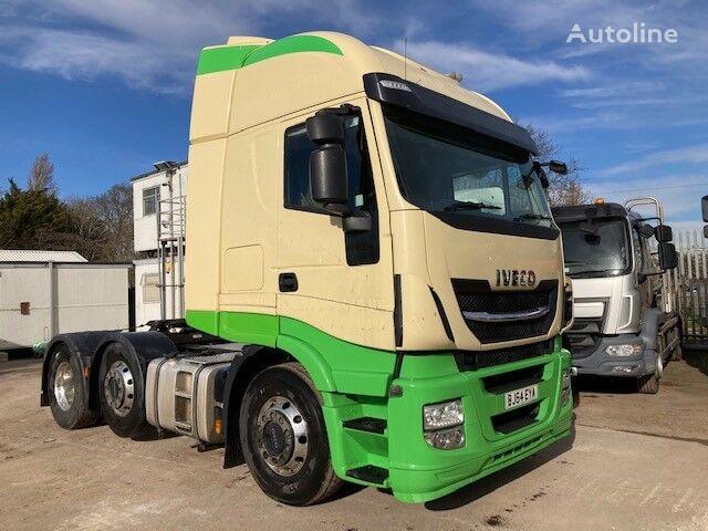 IVECO AS 460 STX/P tractora