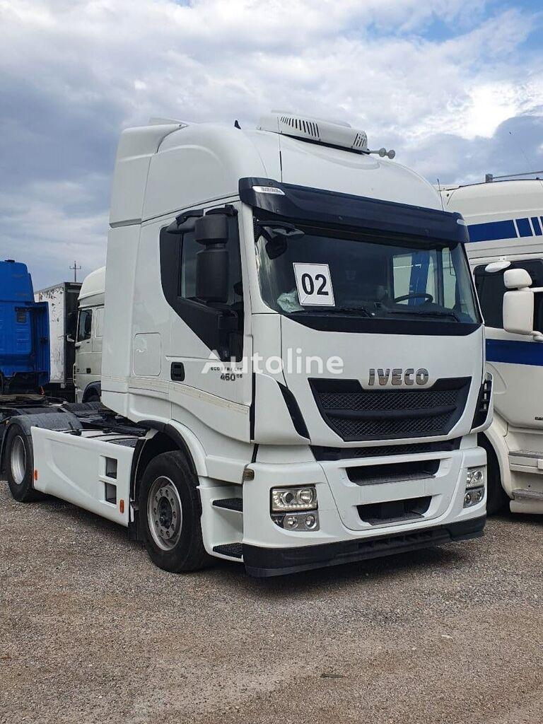 IVECO ECOSTRALIS 460 tractora