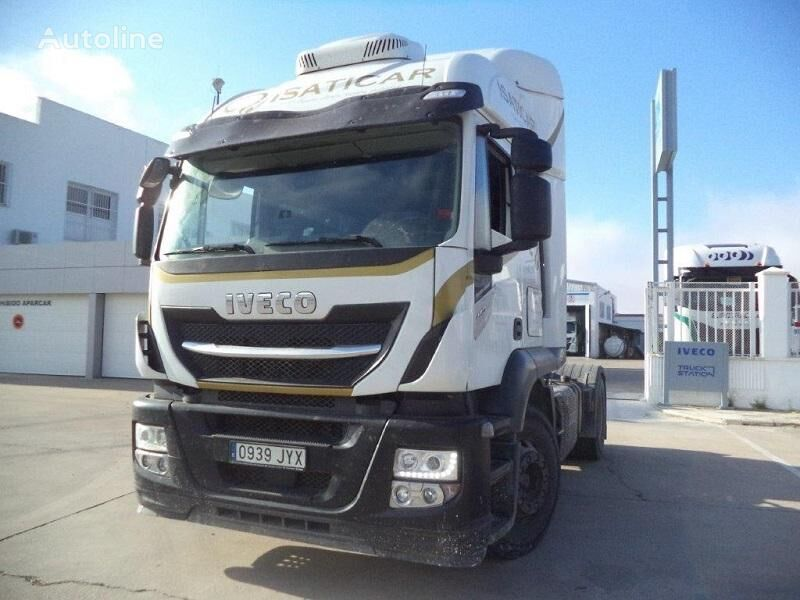 IVECO Stralis AT 440 S 46 TP tractora