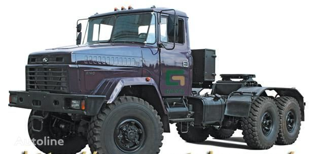 KRAZ 6140TE tractora nueva