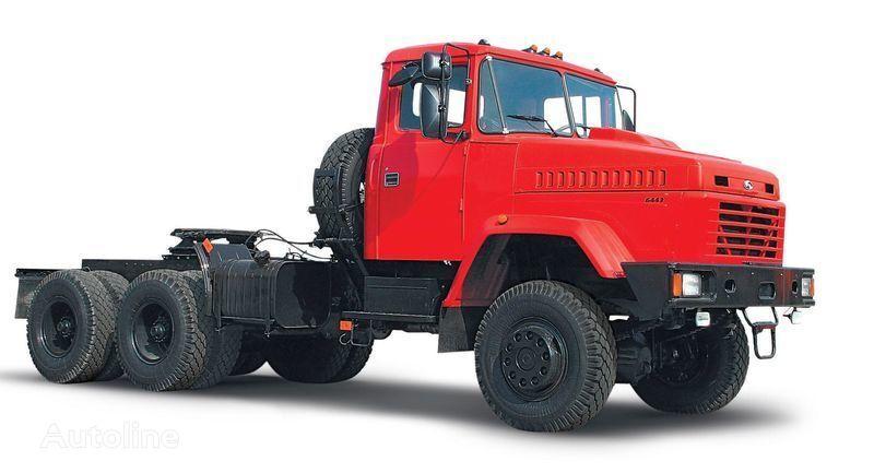 KRAZ 6443 tractora nueva