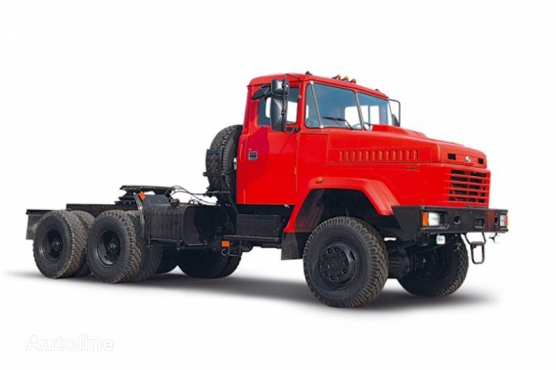 KRAZ 6443 tractora