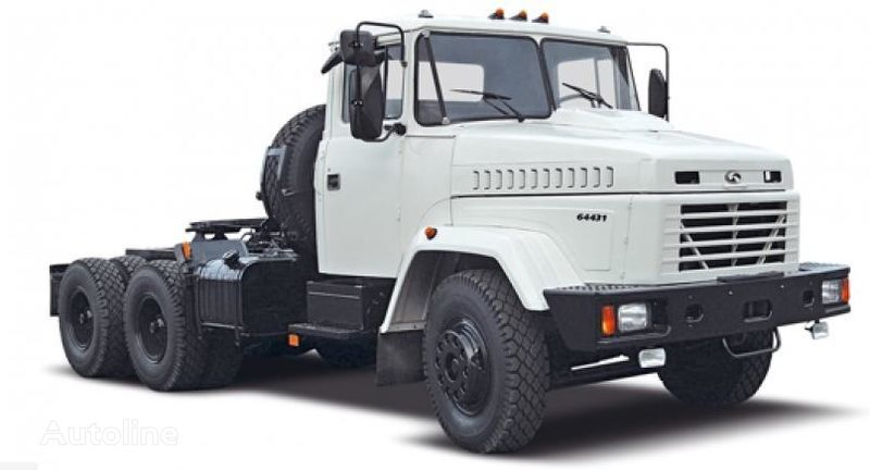 KRAZ 64431 tractora nueva