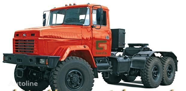 KRAZ 6446-014 tractora nueva