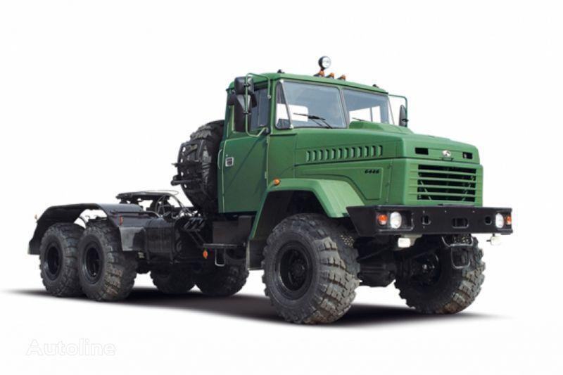 KRAZ 6446 tip 1 tractora