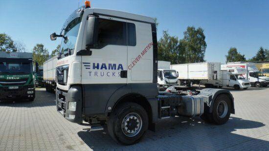 MAN TGX 18 tractora
