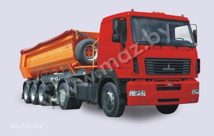 MAZ 5440 A5 tractora nueva