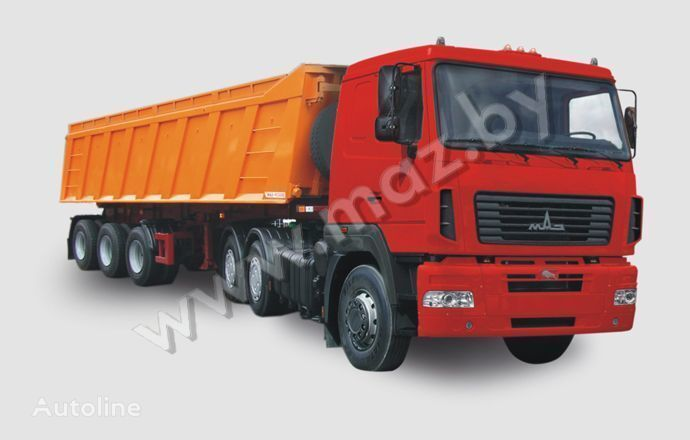 MAZ 6430 A8 tractora nueva