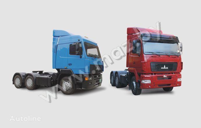 MAZ 6430 (A8, A9, 18) tractora nueva