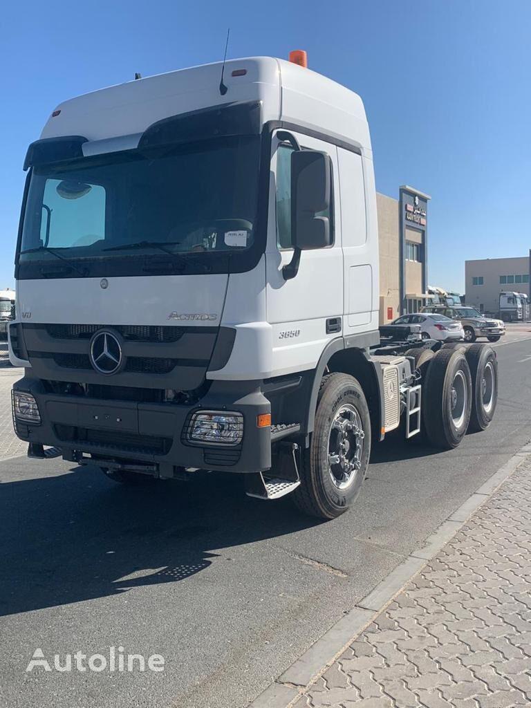 MERCEDES-BENZ ACTROS 3850 6×4 W/ SLEEPER CAB tractora nueva