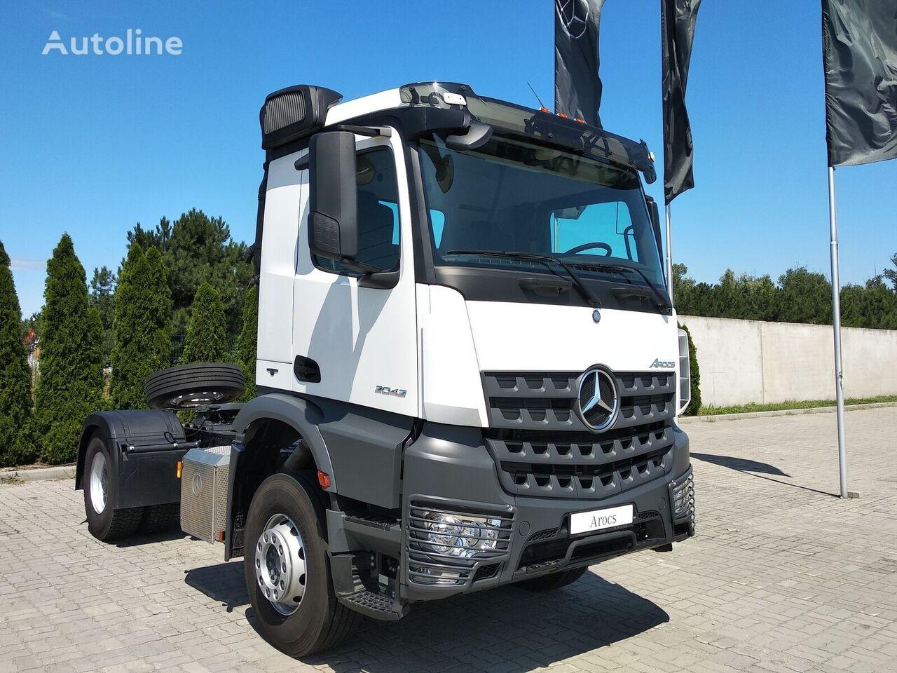 MERCEDES-BENZ AROCS 2042 LS tractora nueva
