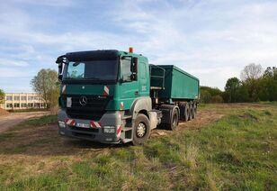 MERCEDES-BENZ Axor, construction and road construction equipment rental tractora