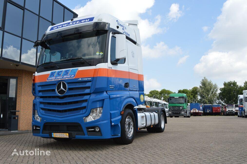 MERCEDES-BENZ MP4 * 1842 * Euro6 * NL Truck * tractora