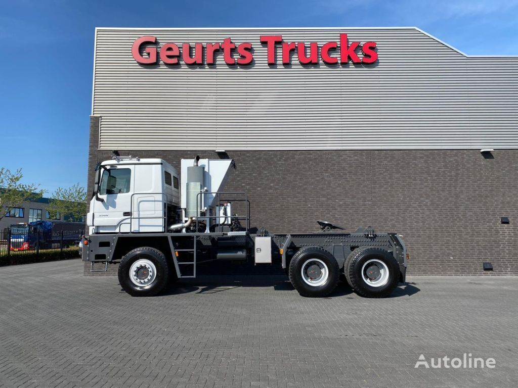 MERCEDES-BENZ TITAN 5560 Z52-600 F 6X6 HEAVY-DUTY TRUCK tractora nueva