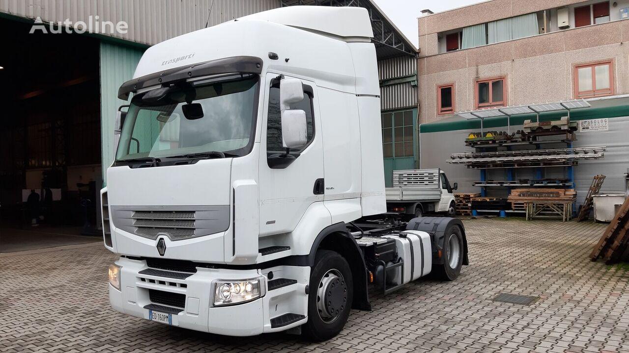 RENAULT 460 DXI tractora