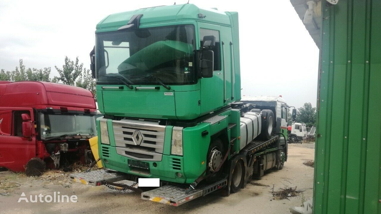 RENAULT DXI EURO 5 BREAKING !! ALL PARTS AVAILABLE ! tractora para piezas