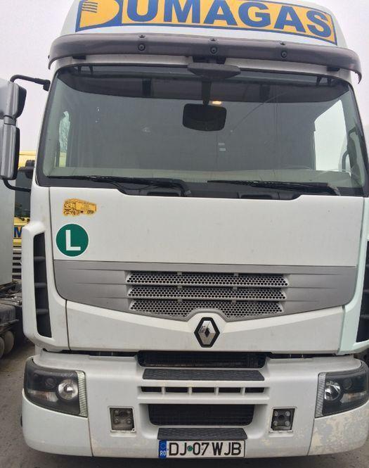 RENAULT DXI EURO 5 PIESE din Dezmembrari tractora para piezas