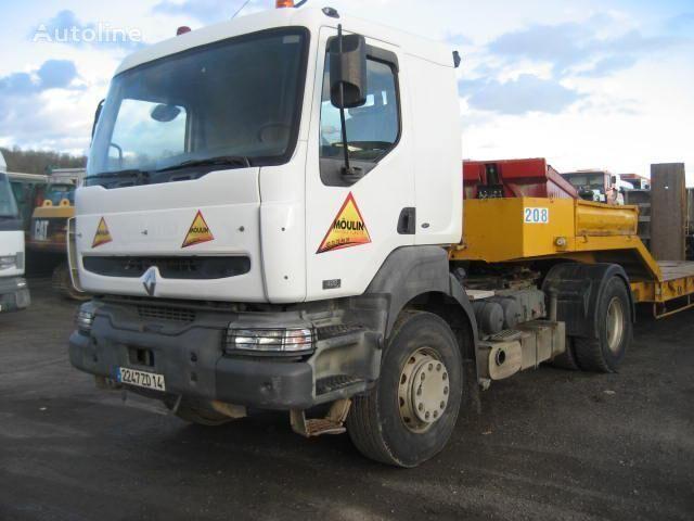 RENAULT Kerax 420 tractora