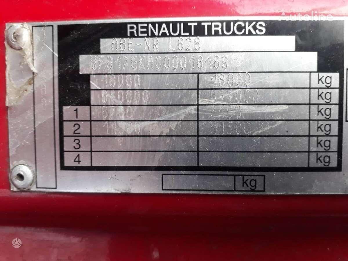 RENAULT Magnum tractora para piezas