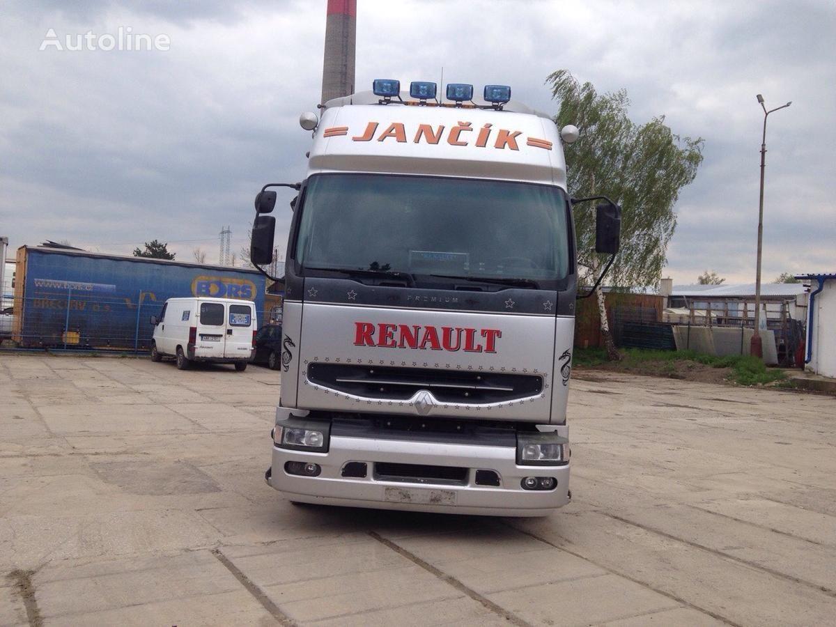RENAULT PREMIUM 420 tractora