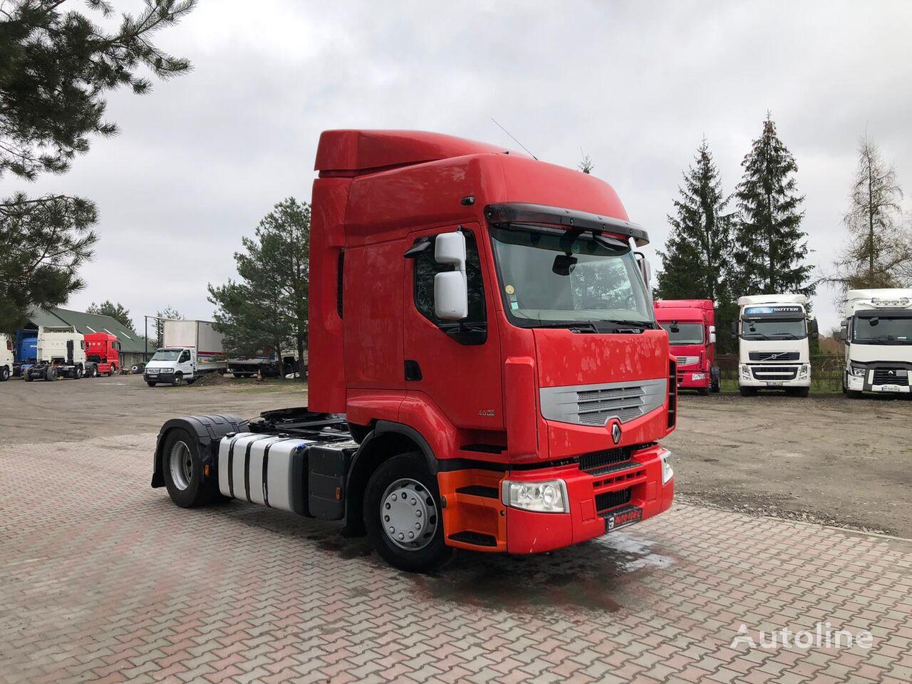 RENAULT PREMIUM 460DXI EEV tractora