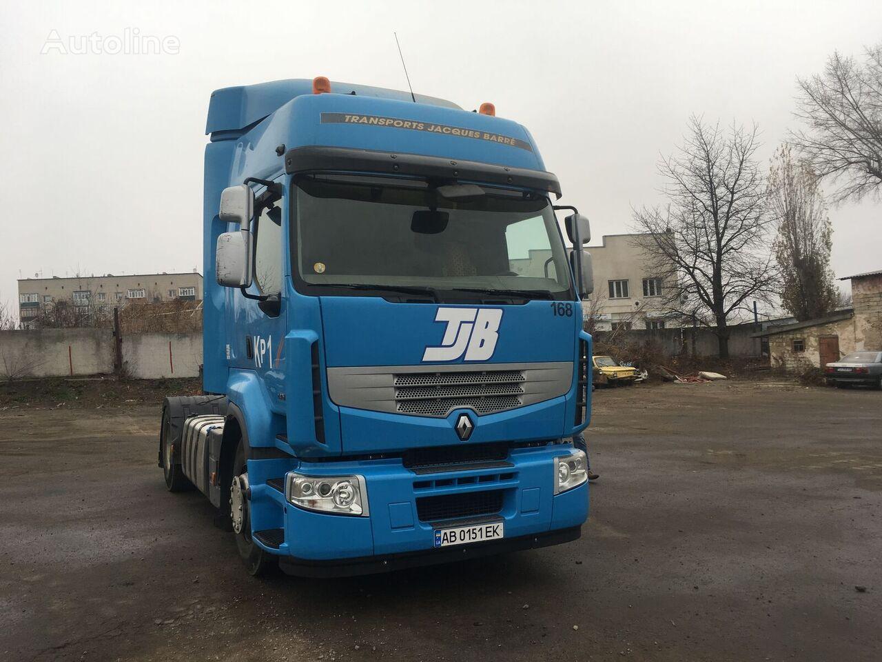 RENAULT Premium 430 tractora