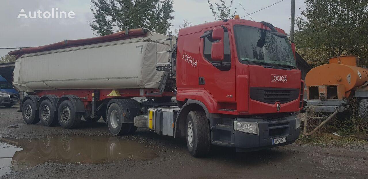 RENAULT Premium 460 tractora
