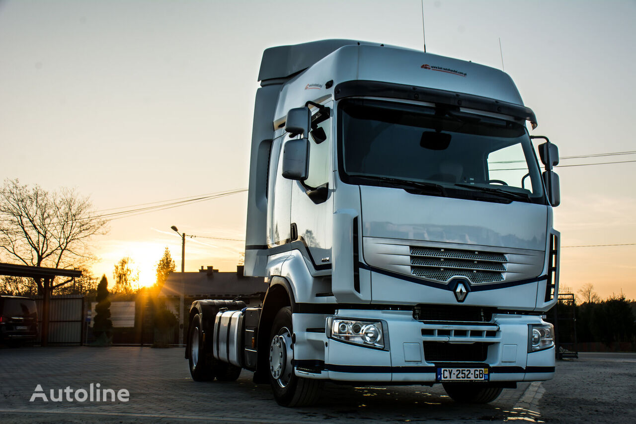 RENAULT Premium 460 Dxi - JAK NOWA - 2013 - EEV - Stan idealny! tractora