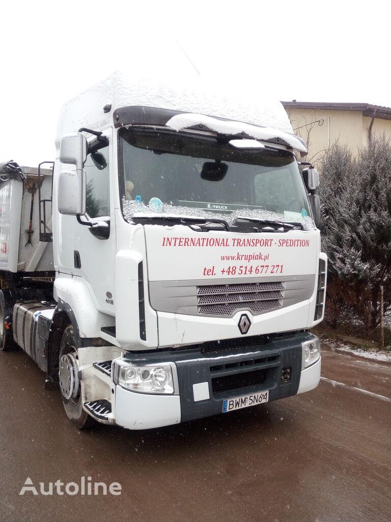 RENAULT Premium 460 EEV dxi  tractora