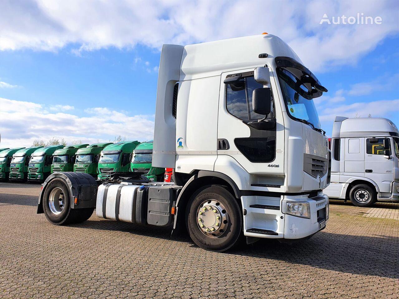 RENAULT Premium 460dxi Euro5 EEV Automatic ADR tractora