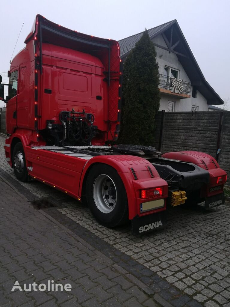 SCANIA E6/STANDARD/HYDRAULIKA/RETARDER/AUTOMAT tractora