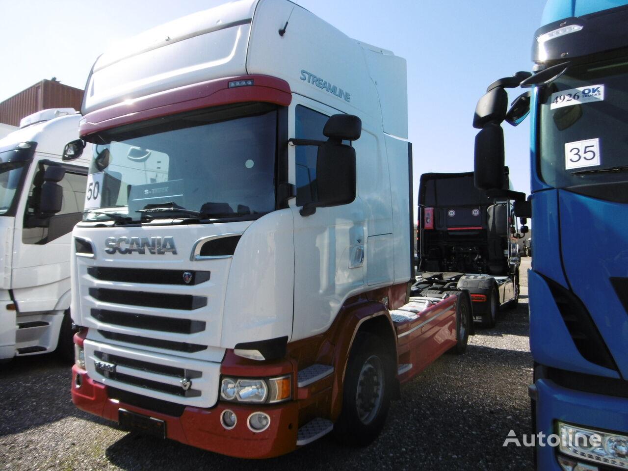 SCANIA R 520 tractora