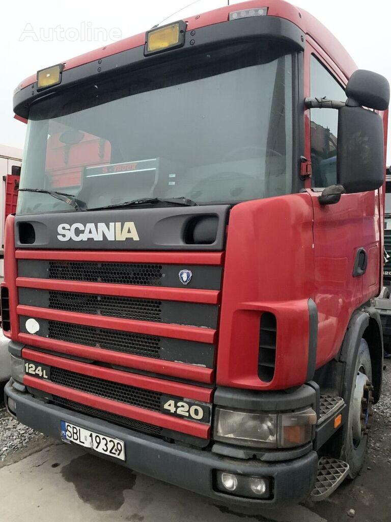 SCANIA R124 400 / 360 tractora