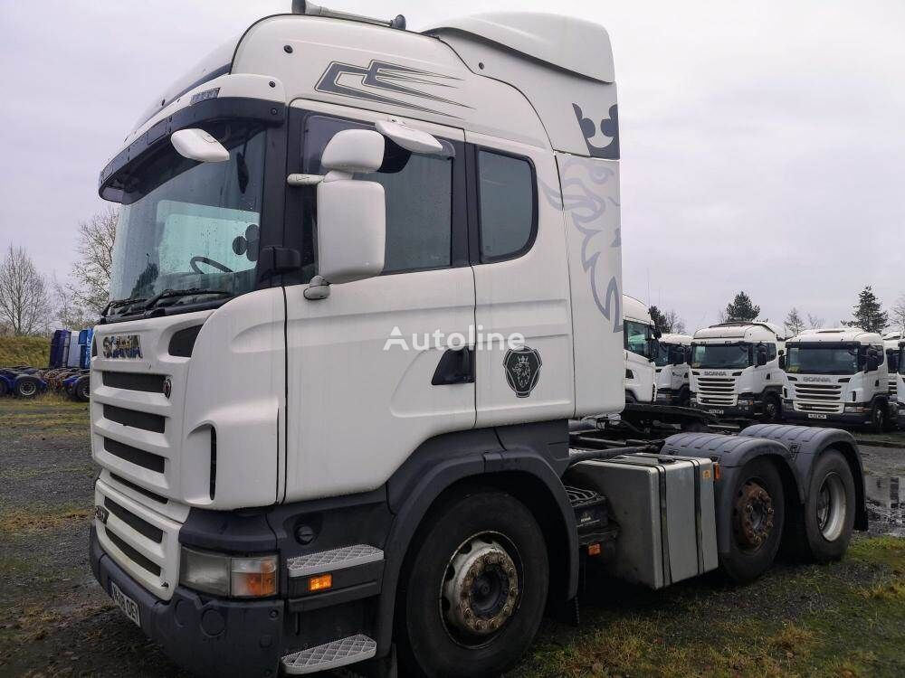 SCANIA R420 tractora