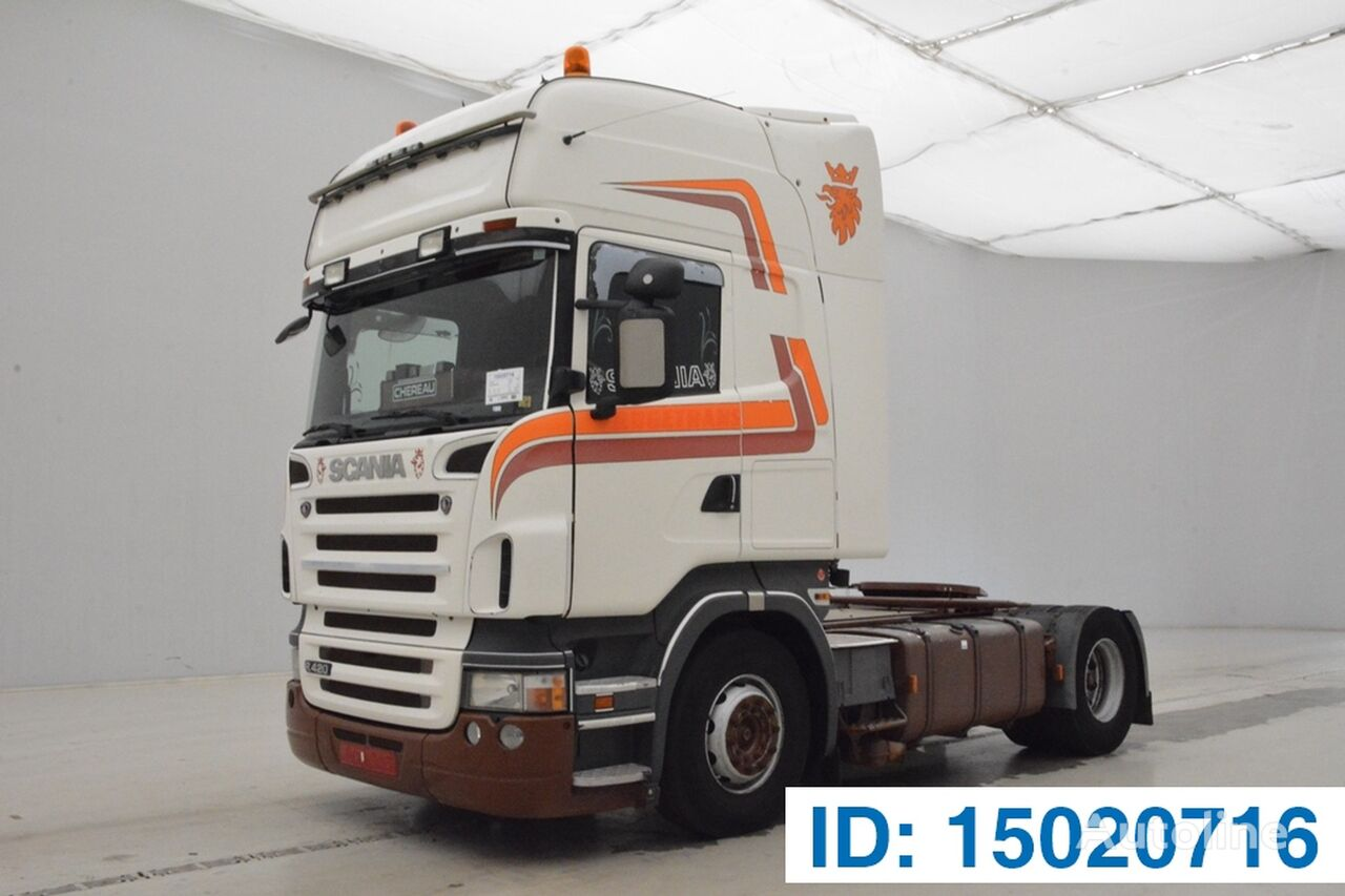 SCANIA R420 TOPLINE tractora
