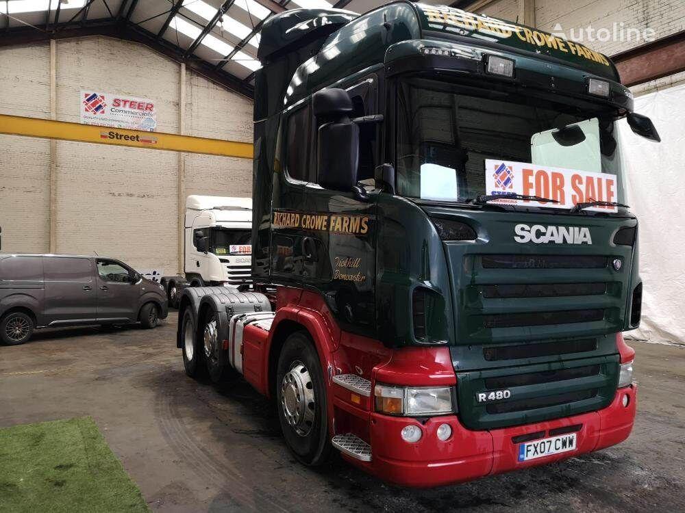 SCANIA R480 tractora