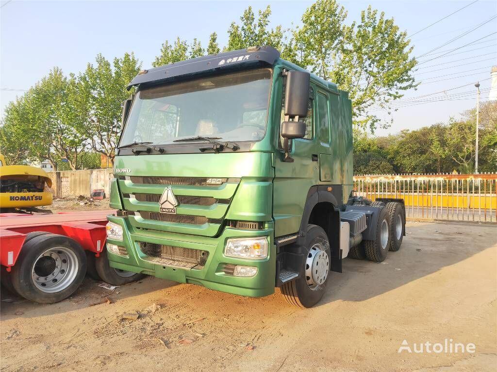SINOTRUK Howo A7 tractora