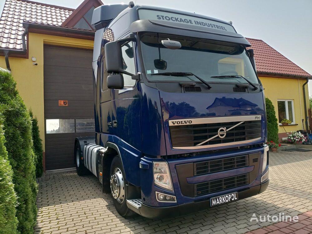 VOLVO 440  Euro 5 /Przebieg 561 tyś km /Sprowadzony tractora