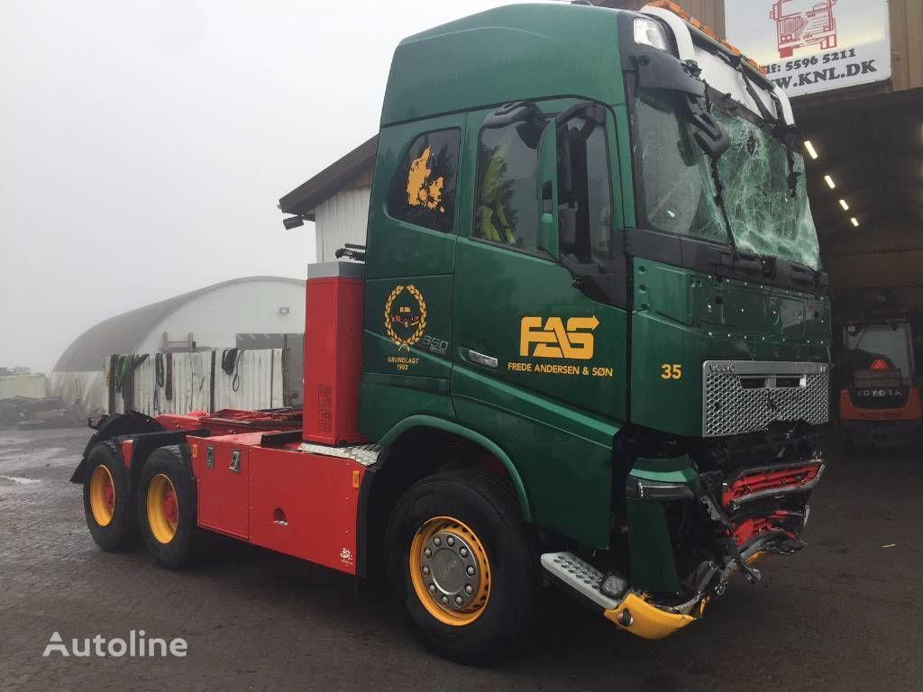 VOLVO D16K / 650 HP EURO 6 VEB+ tractora para piezas