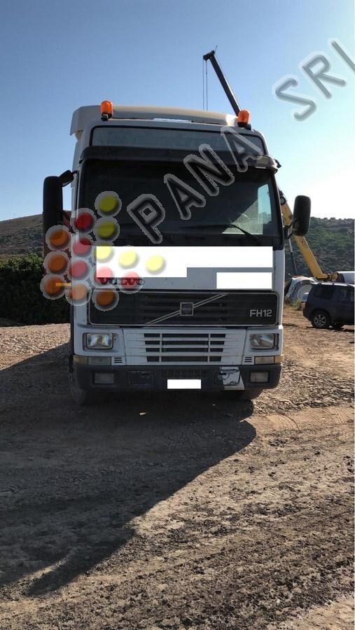 VOLVO FH 12 420 tractora