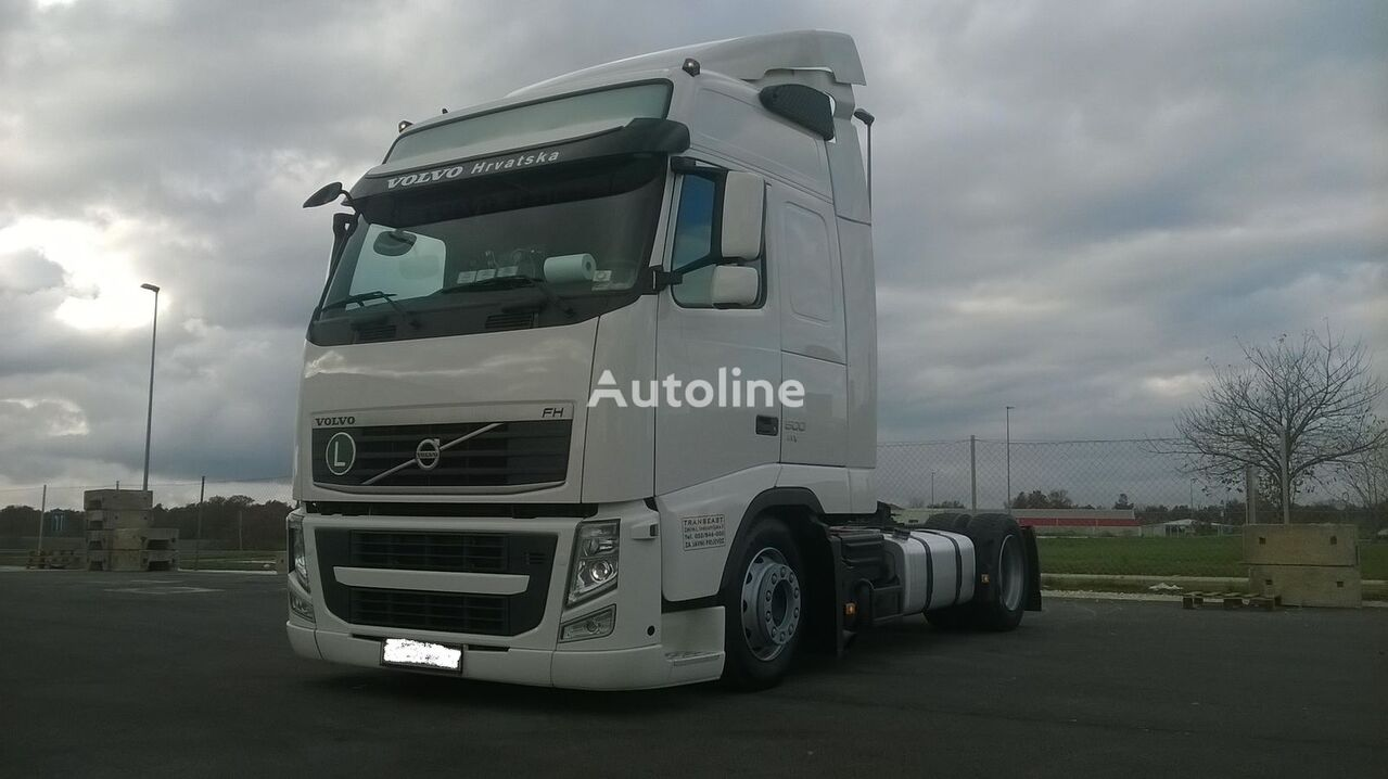 VOLVO FH 500 X-Low  tractora