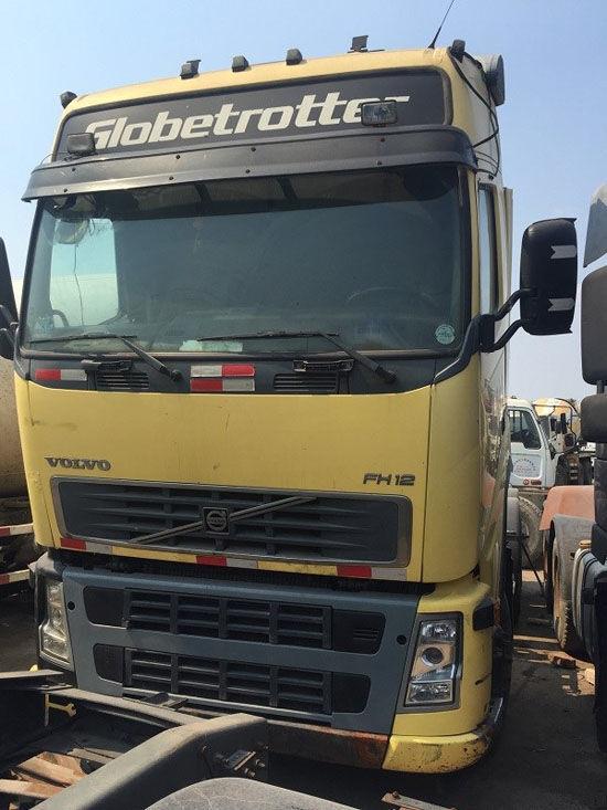VOLVO FH12 tractora